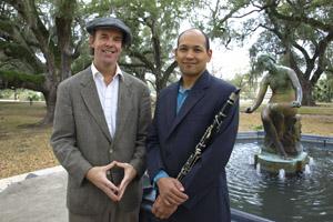 Tom McDermott & Evan Christopher